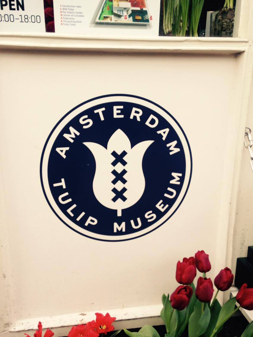 little gems; the Amsterdam tulipmuseum