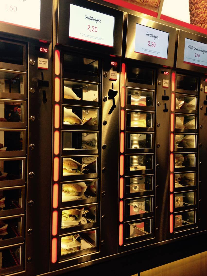 fast food, Dutch style: FEBO