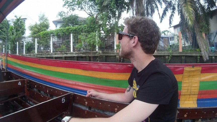 Bangkok canal boat tours – different, splashy and odlyfun!