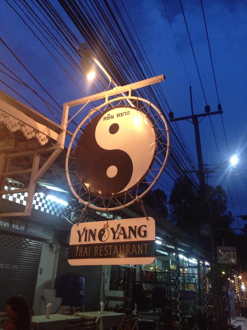 Favourites! Yin Yang, KoTao