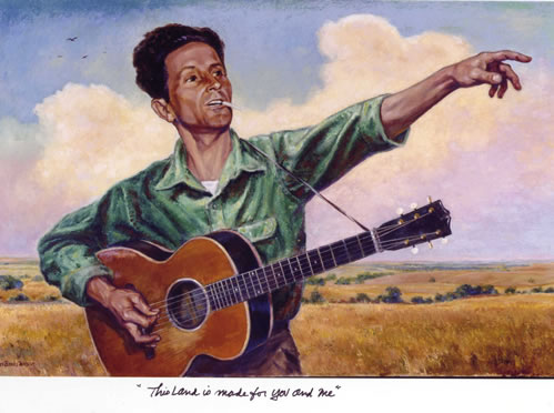 Will Kaufman on Woody Guthrie