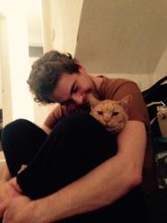 Peanut and Jake