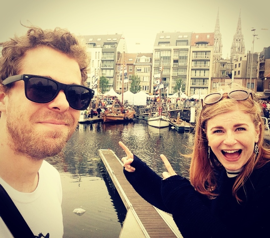 Ostend – making the most of gettinglost!