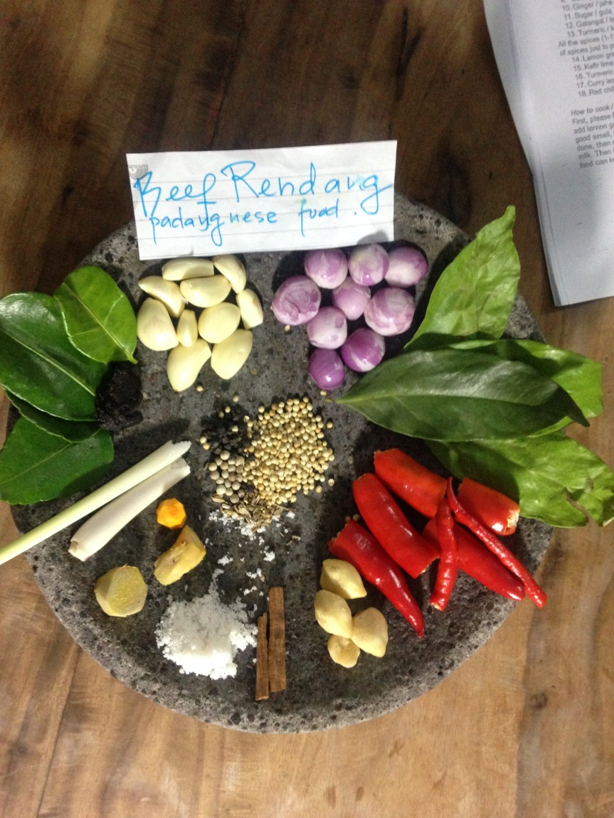 Cooking with Maria – A Balinese masterclass