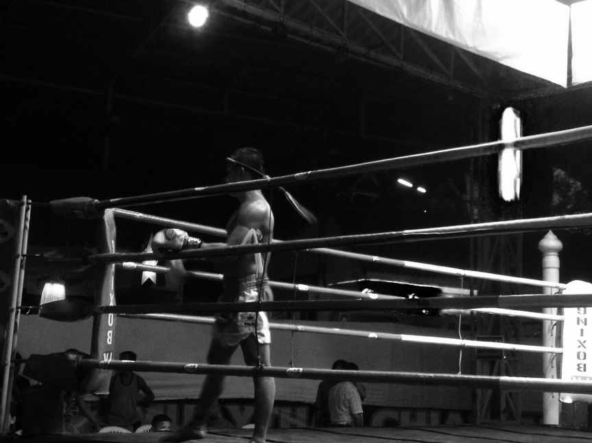 Muay Thai in Chiang Mai – our favourite pictures