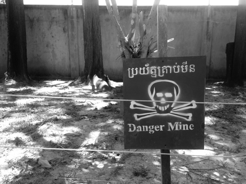 Landmines, Cambodia's deadly past