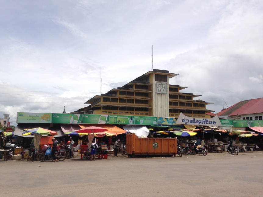 Battambang – a flying visit.