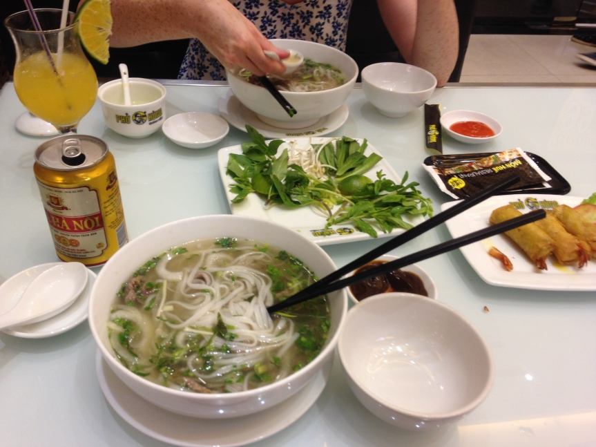 Vietnamese food – our top 5!