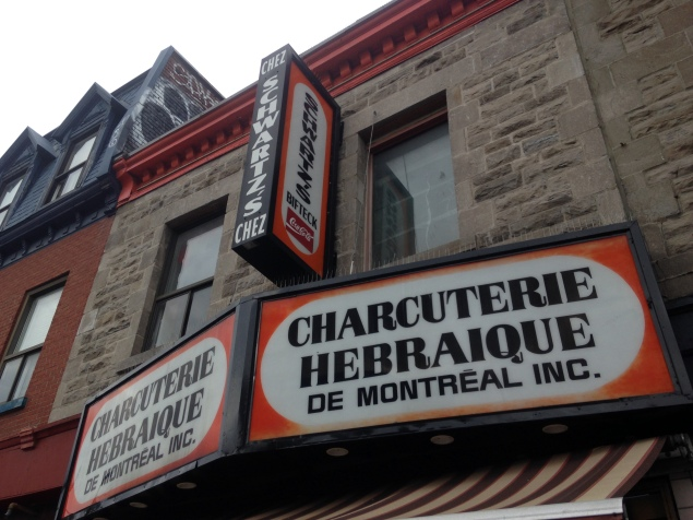 Schwartz, Montreal