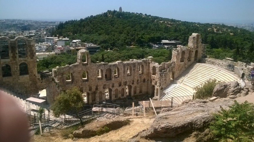 A day inAthens