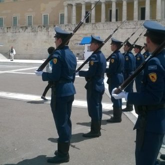 Changing of the guard 1