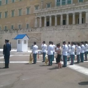 Changing of the guard 3