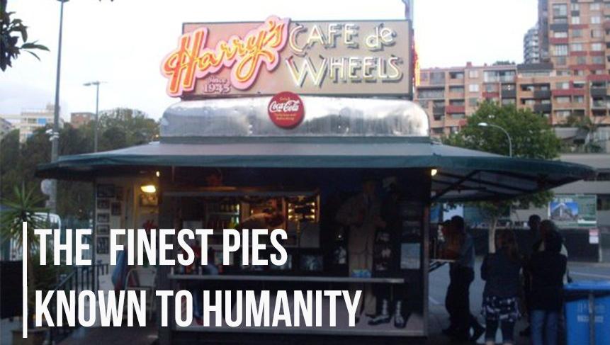 Harry's Cafe DeWheels